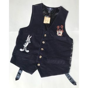 Vintage 1995 Looney Tunes Vest